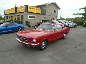 1965 FORD MUSTANG - WINTER BLOW OUT SALE HERES YOUR CHANCE!!