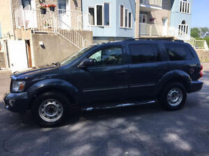 2008 Dodge Durango SUV, for quick sale, price reduced