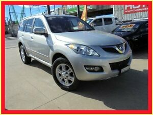 2013 Great Wall X200 K2 MY13 Silver 6 Speed Manual Wagon Holroyd Parramatta Area Preview
