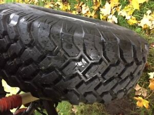 Tires Pro Comp Mud tires almost new