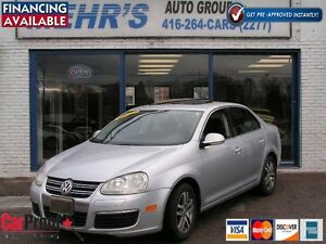 2006 Volkswagen Jetta Sedan 2.5L Loaed Sunroof No Accident