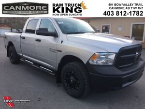 2017 Ram 1500 SXT | ECO DIESEL | WHEELS | TIRES | TUBES | LIFT |