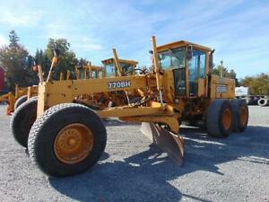HEAVY EQUIPMENT AUCTION - THIS WEEKEND IN FREDERICTON