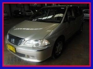 2002 Honda Odyssey 2nd Gen Champagne Automatic Wagon Villawood Bankstown Area Preview