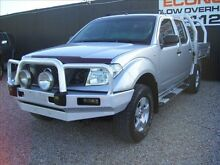 2007 Nissan Navara D40 ST-X (4x4) 5 Speed Automatic Ottoway Port Adelaide Area Preview