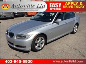 2011 BMW 328I XDRIVE LEATHER ROOF AUTO