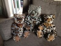 Charlie Bears REDUCED FOR QUICK SALE - excellent condition with tags