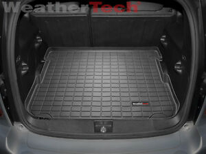 weathertech cargo liner 2006 2011 chevrolet hhr black. Black Bedroom Furniture Sets. Home Design Ideas