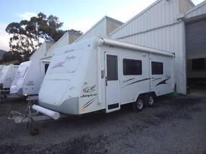 2007  21' Jayco Sterling Caravan Moonah Glenorchy Area Preview