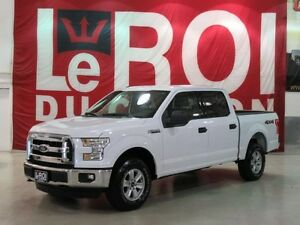 "Ford F150 4WD SuperCrew 145"" XLT 5.0L 2015"