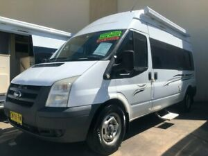 2010 Freedom Ford Transit Kea White Motor Home Penrith Penrith Area Preview