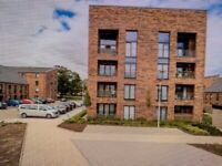Large 2 bed, 2 bath flat in EH4. Modern