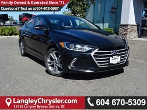 2017 Hyundai Elantra GLS *ACCIDENT FREE * DEALER INSPECTED *...