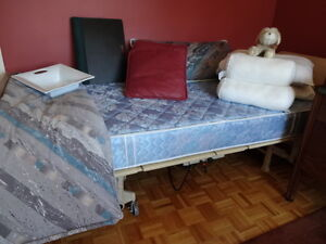 Electric Hospital Bed - in great working order