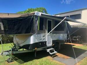 2016 Jayco Swan Outback with Awning | Campervans ...