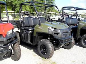 ** 2016 POLARIS RANGER 570 FULL SIZE 3-SEATER- Factory Clearance