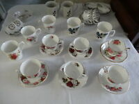 China cups and mugs
