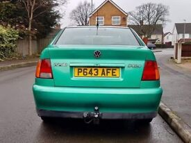 VW POLO SALOON SPARES AND REPAIRS