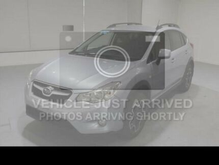 2014 Subaru XV G4X MY14 2.0i AWD Silver 6 Speed Manual Wagon