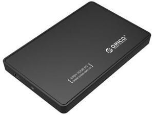 ORICO Portable 2.5-inch SATA 2.0 External Hard Drive Enclosure C