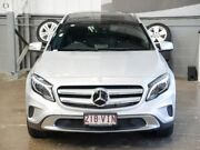 2014 Mercedes-Benz GLA 250 4MATIC X156 805+055MY DCT 4MATIC Polar Silver 7 Speed Albion Brisbane North East Preview