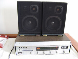 VINTAGE ERC STEREO