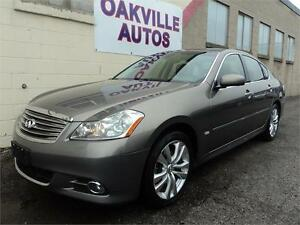 2008 INFINITI M35 NAVIGATION LUXURY DVD SAFETY WARRANTY INCL