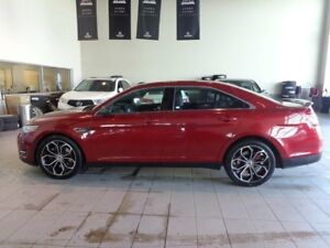 2013 Ford Taurus SHO - Heated Leather Seats and Steering Wheel,