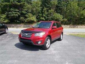 2012 HYUNDAI SANTA FE SPORT AWD...LOADED!! LOW KMS!! SUNROOF!!
