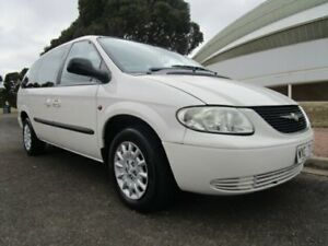 Chrysler for sale in adelaide region sa gumtree cars 2003 chrysler grand voyager rg se stone white 4 speed automatic wagon fandeluxe Images
