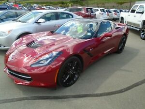 2015 Chevrolet Corvette Stingray Z51