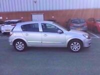 2006 Vauxhall Astra 1,8 litre 5dr automatic