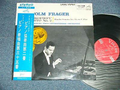 MALCOLM FRAGER Japan Original SHP-2247 Ex+ LP+Obi PROKOFIEFF CONCERTO No.2