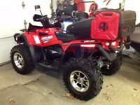 Can-am outlander max 400cc