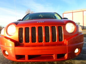 2008 Jeep Compass SPORT 4X4-SUNROOF-ONEOWNER JEEP--ONLY 148K