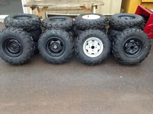 New - Take Off Rims & Tires!! Yamaha, Suzuki, Honda