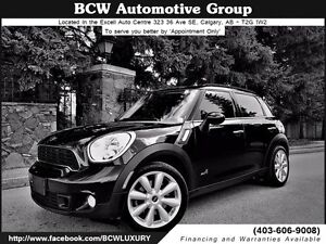 2014 MINI Cooper Countryman S AWD Navigation Warranty $24,995.00