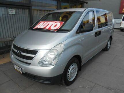 2009 Hyundai iLOAD TQ Silver 5 Speed Automatic Van West Hindmarsh Charles Sturt Area Preview