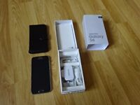 Samsung Galaxy S6 Black Saphire -32GB-Unlocked, Boxed with Original Accessories -Excellent Condition
