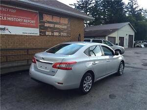 2015 Nissan Sentra****AUTO***BLUE TOOTH****GREAT ON GAS**** London Ontario image 2