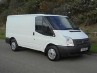 2013(13) FORD TRANSIT T300 125 SWB LOW ROOF, A/C, READY FOR WORK, FINANCE???