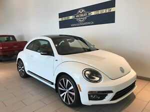 2015 Volkswagen THE BEETLE Sportline | Leather | NAV | Low Kilom