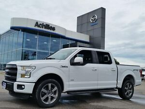 2015 Ford F-150 Lariat, Sport, Leather, Navi,
