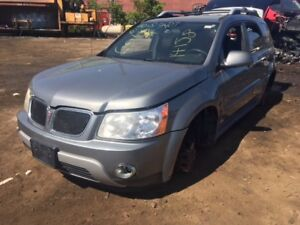 2006 Pontiac Torrent just arrived for parts at Pic N Save!