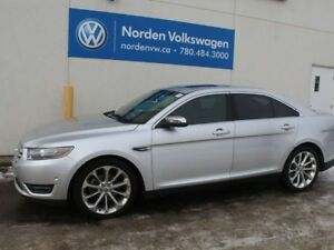2013 Ford Taurus LIMITED AWD - HEATED LEATHER SEATS