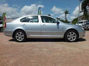 2010 Skoda Octavia 1Z MY11 118TSI DSG Brilliant Silver 7 Speed Sports Automatic Dual Clutch Wagon Rosslea Townsville City Preview