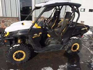 2012 Can Am Commander 1000X