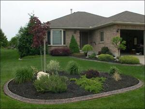 Upgrade your property with permanent concrete landscape borders! Sarnia Sarnia Area image 1