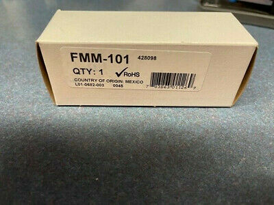 Notifier Fmm-101 Addressable Fire Alarm Mini Monitor Module