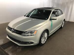 2011 Volkswagen Berline Jetta Highline TDI